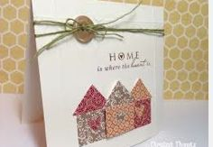 home is where the heart is -card