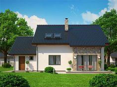 Lenka 24 - dům Ekonomických staveb. Ekonomické stavby jsou největším českým a slovenským stavitelem rodinných domů. Kvalitní financování Vašeho bydlení. V katalogu 200 typových řešení.
