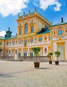 Znakomici przewodnicy po Warszawie zapraszają grupy i turystów indywidualnych na wycieczkę Ogrody i Pałac w Wilanowie zwiedzanie pełne wyjątkowych wrażeń!