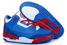 6143a7a49e9 Buy Spain Jordan Captain America 2014 Nike New Jordan 3 Iii Retro Mens Shoes  from Reliable Spain Jordan Captain America 2014 Nike New Jordan 3 Iii Retro  ...