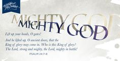 mighty god - Google Search