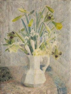Spring Flowers  by Dod Procter