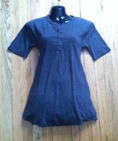 Made T-shirt dress from boyfriends old T-shirt :)