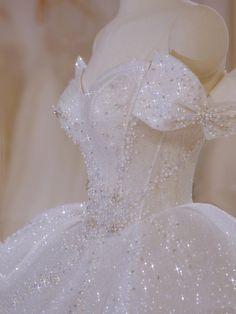 Luxury Sparkly Disney Princess Wedding Dress Ball Gown | Etsy