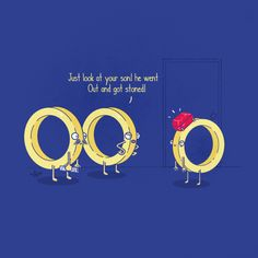 You! Be Inspired! – Funny and Cute Conceptual Illustrations That Will Make Your Day