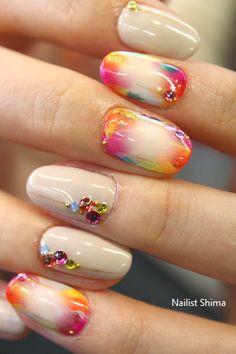 オトナCrash Nailの画像 | 広島のネイルサロンNailSTQUE ShimaのBlog
