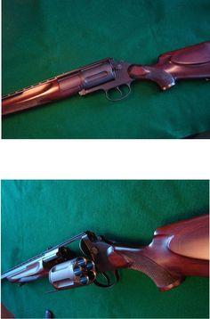 The MTs-255 Russian Cylinder Shotgun