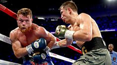 d4c4f12dfa9b5 GENNADY GOLOVKIN and Saul  Canelo  Alvarez delivered the fight they both  promised in a classic clash that will be remembered for a long ti.