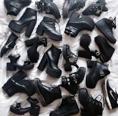 This is how my shoe collection looks