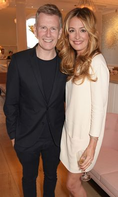 Cat Deeley and Patrick Kielty are 'beyond delighted' at birth of their baby boy