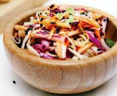 Asian Cabbage Salad : Humane Society International