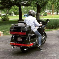 First Ride. 87 Honda Goldwing Aspencade