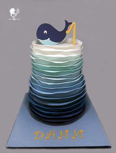 First birthday by Antonia Lazarova