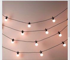 Guirlande Lumineuse 31v 60 Globes En Plexiglas  LED Blanches