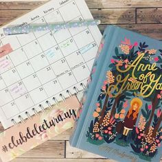 Empezando el libro del marzo para el #clubdelecturauy ☺️ #anneofgreengables