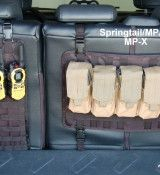 MPX FJC Back seat