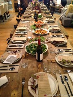 Eating Around the Kinfolk Table - Emily A. Clark
