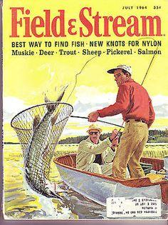 7 1964 Field Stream Magazine | eBay