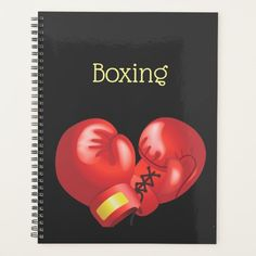 Boxing Design Weekly/Monthly Planner