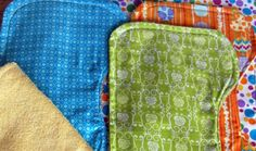 This past weekend I found an easy (and free! ) pattern for contoured baby burp cloths online. You can find the pattern HERE.  So I dug into ...