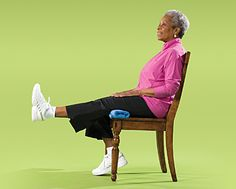 This exercise strengthens your thighs and may reduce symptoms of arthritis of the knee.