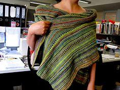 Ravelry: SquishyLove Shawl pattern by Natalya Godbold