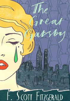 45 Wonderful Fan-Designed Covers for 'The Great Gatsby'