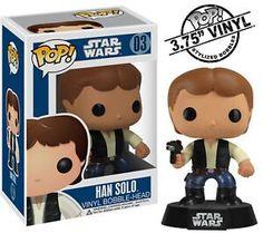 Han Solo - Star Wars - Funko Pop! Vinyl Figure WANT