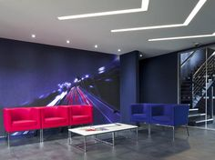 New First Floor Offices for McCann HQ