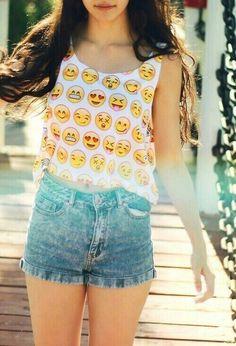 Emoji shirt;)