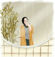 Read hijab from the story wallpaper✨ by billieya (xxxsyaf) with reads. Girl Cartoon, Cartoon Art, Cartoon Design, Hijab Anime, Tmblr Girl, Cover Wattpad, Hijab Drawing, Moslem, Islamic Cartoon