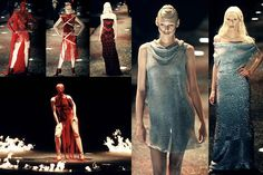 R.I.P McQueen.  Fall/Winter 1998-1999 - Joan