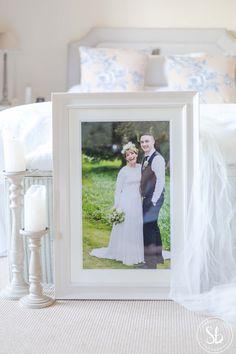 White Heritage Frame-Sarah Brookes Photography