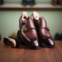 I am still looking for my perfect pair of monkstraps..... the search continues