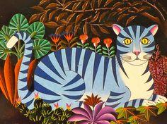 Art Naïf Haïtien                                                                                                                                                                                 Plus