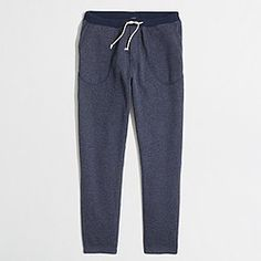 Factory slim sweatpant size small this color