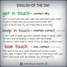 Forum | ________ Learn English | Fluent LandPhrasal Verbs with TOUCH | Fluent Land