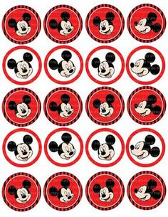 Unavailable Listing on Etsy Mickey Mouse Clubhouse Invitations, Mickey Mouse Stickers, Fiesta Mickey Mouse, Mickey Mouse Cupcakes, Mickey Cakes, Mickey Mouse Parties, Mickey Party, Baby Mickey, Mickey Baby Showers