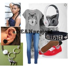 A fashion look from April 2013 featuring Haute Hippie t-shirts, J Brand jeans and Vans sneakers. Browse and shop related looks.