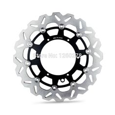 118.94$  Buy now - http://ali93u.worldwells.pw/go.php?t=32371673479 - 320mm Supermoto Front Brake Disc For KTM SX/EXC/SXC 125 250 350 450 525 625 640 LC4