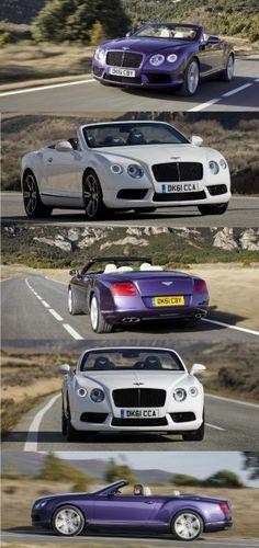 Bentley Continental 4 litre GTC V8 - Maximum Power