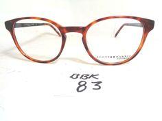 f45dbcf3297 New SCOTT HARRIS Eyeglass Frame Vintage European SH-VIN-37 C3 Round (BBK-83)