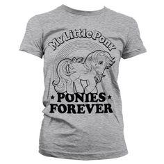 Ladies My Little Pony T Shirt