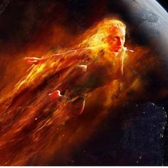 New Concept Art by for the original Act if the film which was reshot for it being to similar to… Dark Phoenix, Phoenix Marvel, Jean Grey Phoenix, Phoenix Art, Phoenix Force, Marvel Comics Art, Marvel X, Disney Marvel, The Originals 3