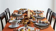 Get your home ready for the holiday with Thanksgiving decorations from Crate and Barrel. Browse decor, cookware, dinnerware, gifts and more. Order online.