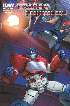Transformers Spotlight: Orion Pax
