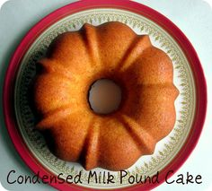 Condensed Milk Pound Cake These cake tins are for all occasions from weddings, to Christmas, Anniversaries, Birhtdays, Valentines day etc.