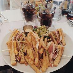 Club Sandwich bien FAT