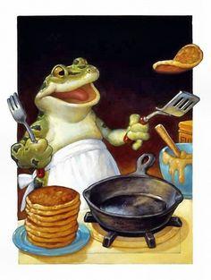 Царевна-лягушка- Стихи про лягушку жабу- Смешные сказки на новый лад- Сценарии- Khvorost- ХОХМОДРОМ
