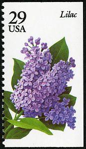 29c Lilac single